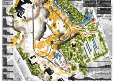 Proyecto rehabilitación paisajística Cantera Toros