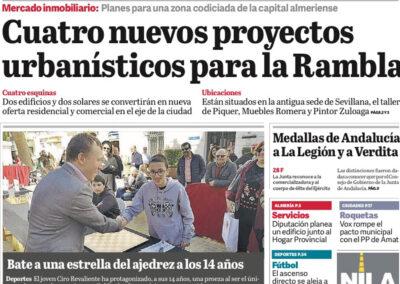 RAMBLA 100 ALMERÍA