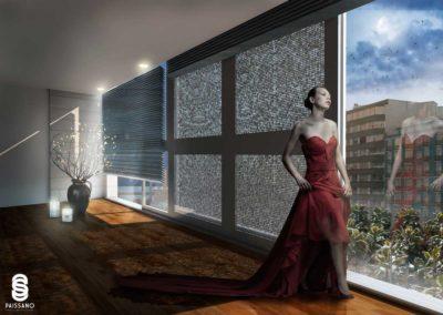 Render 3D Almería Interiores