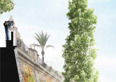 Render 3D Almería Urbanismo