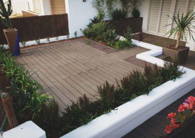 diseño de paisajismo y jardines en Almería