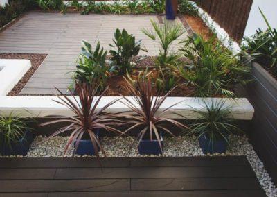diseño de paisajismo y jardines en Almería interiorirsta