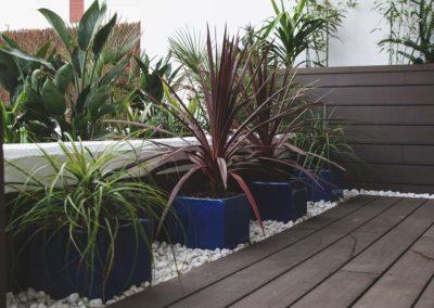 diseño de paisajismo y jardines en Almería jardinero