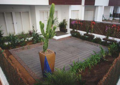 diseño de paisajismo y jardines en Almería paisajista