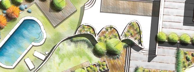 Diseño y Ajardinamiento de una Parcela Mediterránea – Villa Alberti
