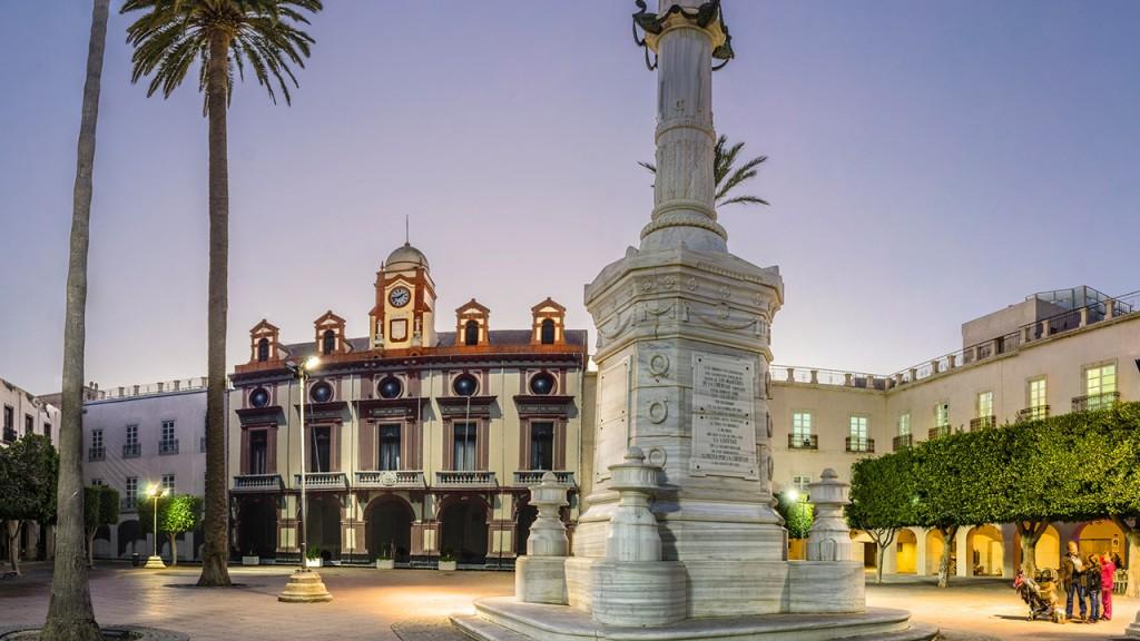 Proyecto de Rehabilitación de la Plaza del Ayuntamiento de Almería