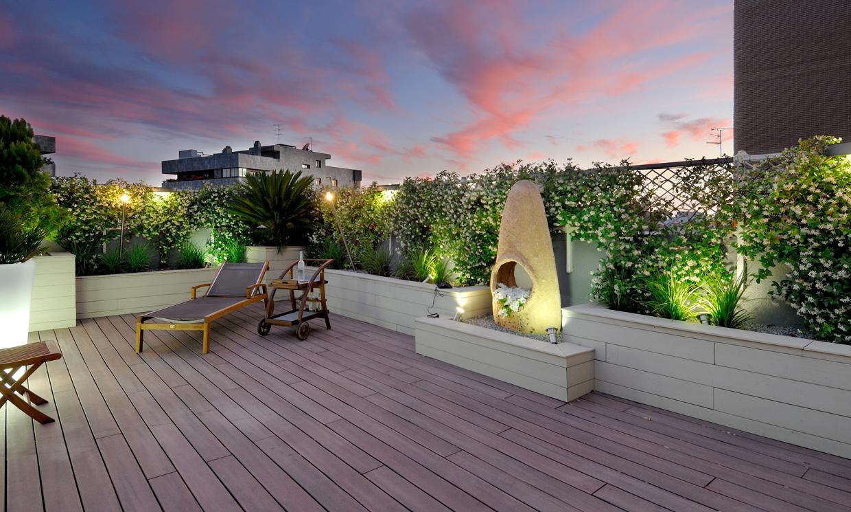 Revestimiento De Composite Para Terrazas Y Jardínes Paissano Arquitecto En Almería