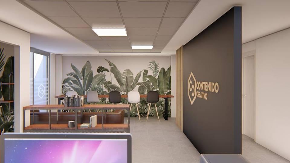 Diseño de un Coworking en Almería