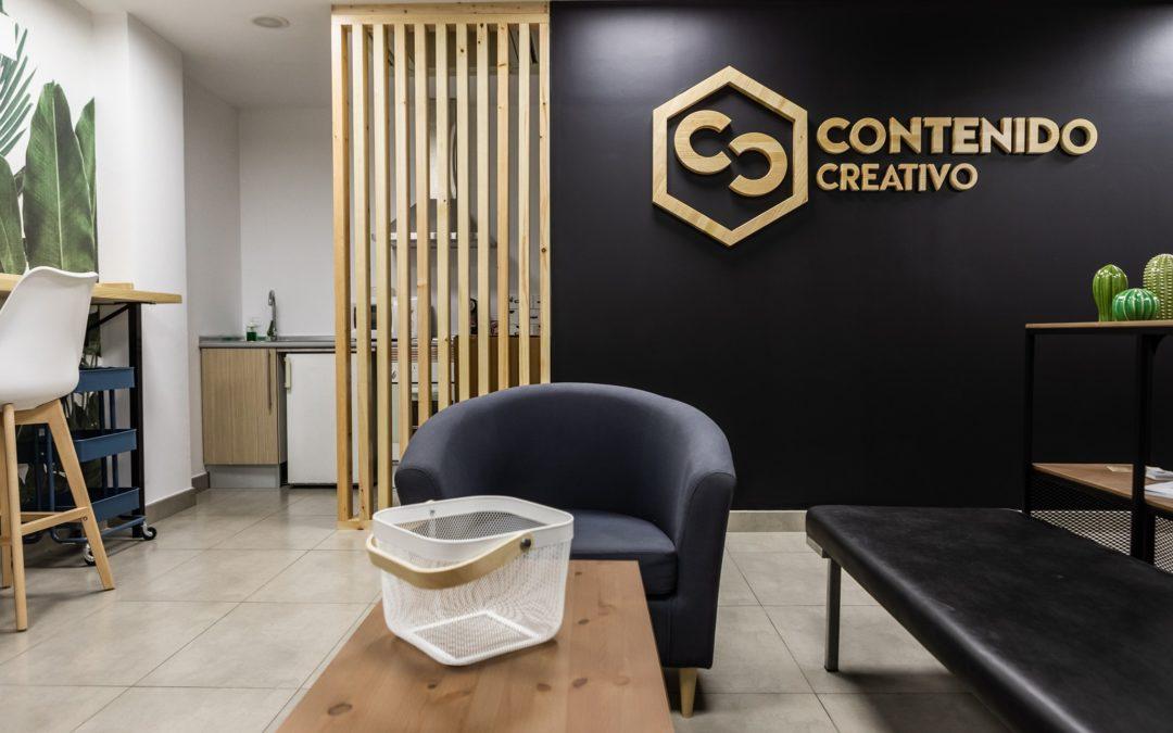 Proyecto Interiorismo Coworking Contenido Creativo