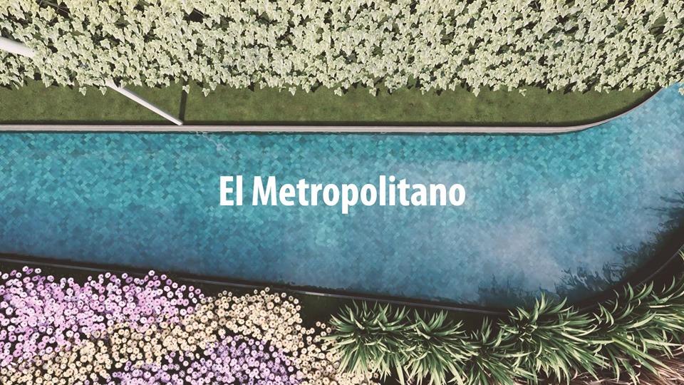 Parque El Metropolitano en Murcia