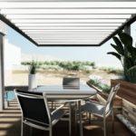 Diseño exterior de vivienda en Benahadux