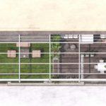 Diseño de jardín de ático en Viator