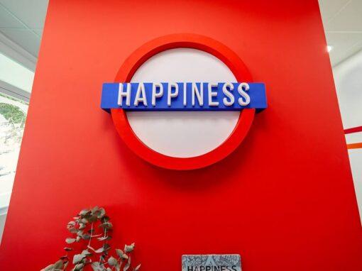 ACADEMIA DE INGLÉS HAPPINESS