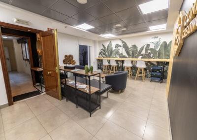Coworking de diseño en Almería