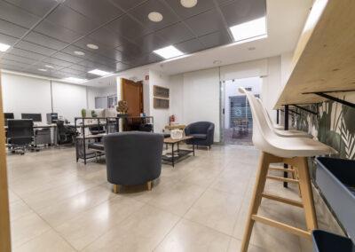 Coworking ubicado en Almería