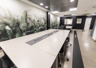 Diseño de Coworking dn Almería