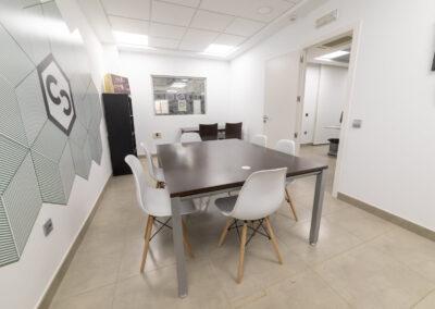Sala de juntas Coworking Almería