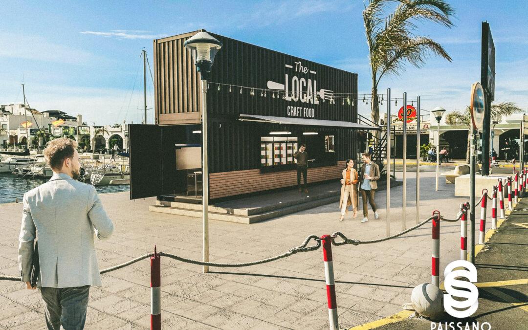 DISEÑO DE RESTAURANTE EN AGUADULCE: THE LOCAL FOOD TRUCK
